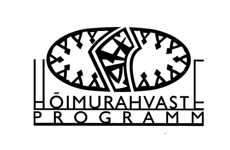 Hõimurahvaste programmi logo