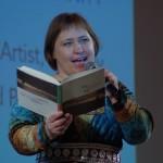 Tallinna raamatumessil esines saami luuletaja