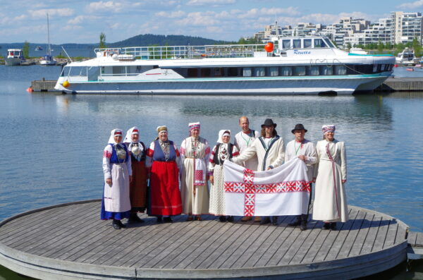 Seto delegatsioon Lahtis Soome-ugri rahvaste maailmakongressil