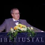 Soome-ugri rahvaste maailmakongressi avaistungil kõnelesid Soome, Eesti ja Ungari presidendid