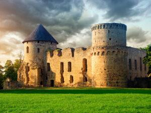 Cesis-Castle-Lettland