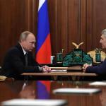 Putin määras Karjala vabariigi uueks valitsusjuhi kohusetäitjaks Artur Parfentšikovi