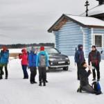 Soome-ugri kultuuripealinna Vuokkiniemit külastabsadu turiste