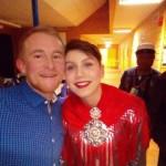 Saami lauljanna võitis põlisrahvaste Eurovisioni, kolmandaks tuli udmurdi noormees