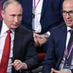 Vladimir Putin vallandas Udmurdi vabariigi juhi Aleksander Solovjovi