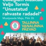 """Kammerkoor Collegium Musicale """"Unustatud rahvaste radadel"""""""
