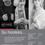 """HELIjaKEEL 2016/2017. Kaduvad keeled. """"Su hooleks…"""""""
