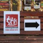 Hõimupäevad 2017 konverents ja suurkontsert toimusid tänavu Telliskivi loomelinnakus.
