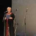 Kultuuriministeeriumit esindas Hõimupäevadel Annely Reimaa.