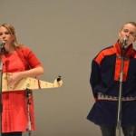Mari Kalkun ja saami räppar Ailu Valle panid kokku kõlama võrukeelse regilaulu ja põhjasaamikeelse räpi.