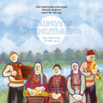 Fenno-Ugria aastalõpuüritusel 15. detsembril esitlevad Anna Mishina ja Kristi Mühling uudse kõlaga idamari laulude plaati