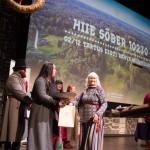 Hiie sõbraks valiti Paluküla hiiemäe hoidja Eha Metsallik