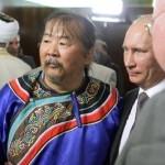 Putin: Arktika tööstusliku hõlvamise juures tuleb arvestada põlisrahvaste huvidega