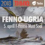 Fenno-Ugria ja Hõimupäevade lava Tallinn Music Weekil