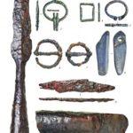 Arheoloogid leidsid Gorohovetsi linnas Vladimiri oblastis muistse soome-ugri kalmu