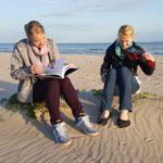Kevadhooaja viimane hõimuklubi on pühendatud liivi keelele – külas on Miina Norvik ja Tuuli Tuisk
