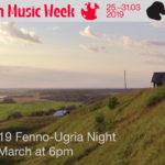 Festivalil Tallinn Music Week 2019 astuvad üles soome-ugri muusikamaailma tippartistid. 29.03.2019
