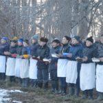 Nikolai Anisimov ja Eva Toulouze kirjutavad ajalehes SIRP lõunaudmurdi noorte initsiatsiooniriitustest. 15.03.2019