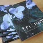 """Liivi-inglise luulekogu """"Trilium/Trillium"""" pälvis Läti kirjanduse aastapreemia"""