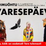 Fenno Ugria kutsub Hõimuõhtule, et tähistada handi ja mansi Varesepäeva