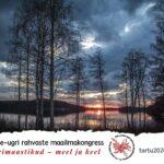 VIII soome-ugri rahvaste maailmakongress toimub 2020. aastal Tartus