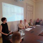 Svetlana Karm kaitses soome-ugri teemalise doktori väikekirja TÜ-s