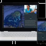Google Earth tegi põliskeelte päevaks keelerakenduse