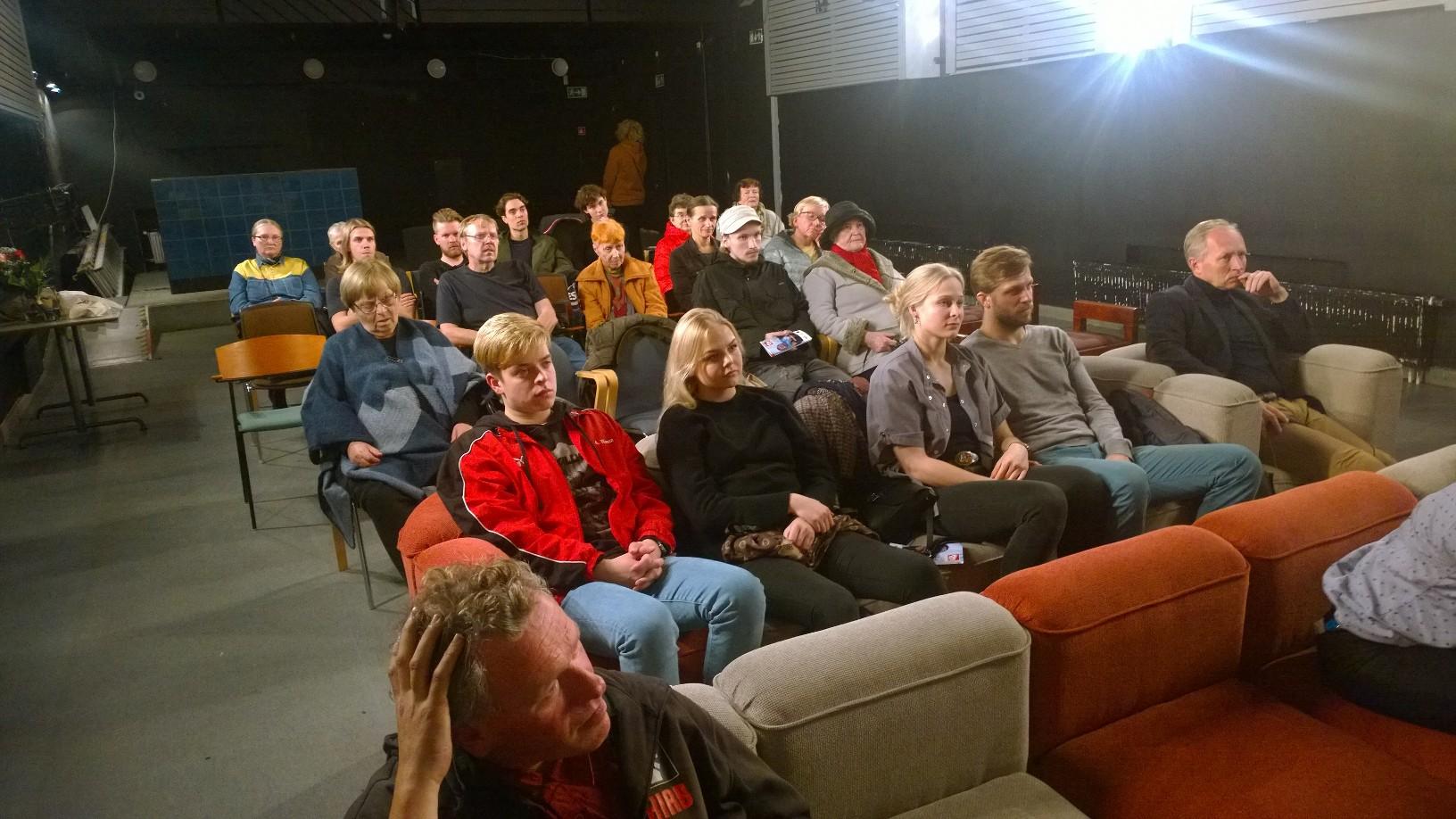 publik kinosaalis