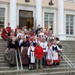 Hõimupäevi tähistati ka Soomes