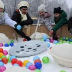 Udmurdimaal tähistatakse rahvusvahelist pelmeenipäeva
