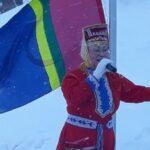 Murmanski oblasti saamid tähistasid oma rahvuspüha näituste ja kombetalitusega
