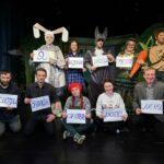 Komimaa teatrid tähistavad teatripäeva veebis
