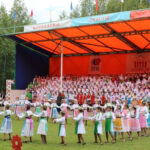 Eesti Rahvusringhäälingu segakoor sõidab mari laulupeole