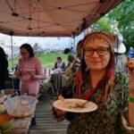 Intervjuu soome-ugri filmifestivali algataja Edina Csüllögi ja filmimees Anti Naulaineniga