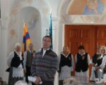 Ingeripäeva eel tähistati Narvas maa-alade liitmise 100. juubelisünnipäeva