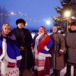 Uusaastapidustused soome-ugri etnopargis püstitasid külastajarekordi