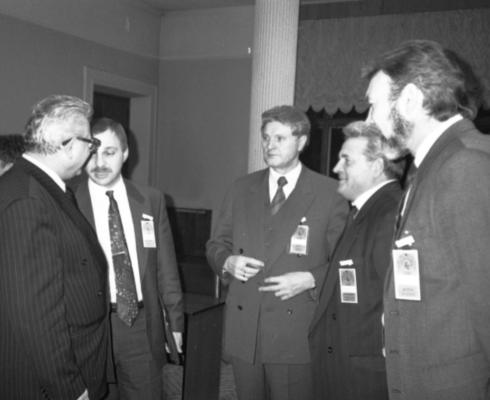 esimene kongress, saadikud,