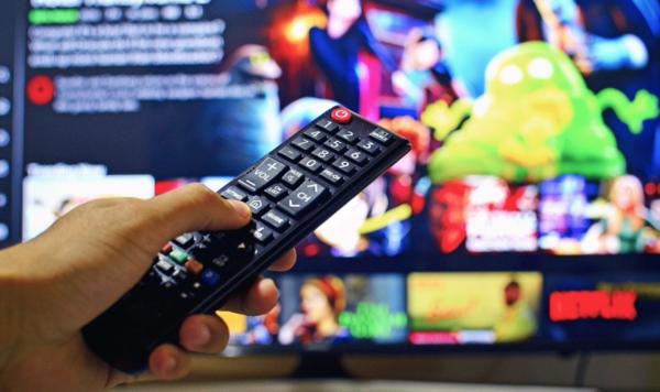 televiisor, pult, ekraan
