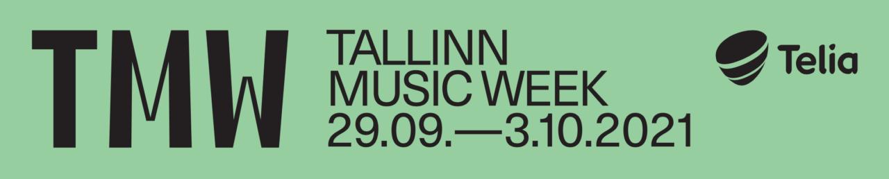 Festivali Tallin Music Week 2021 reklaam